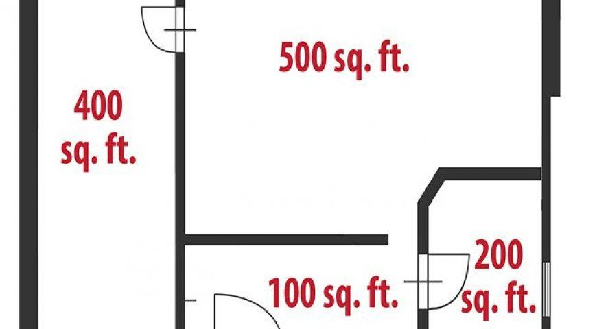 اندازه گیری پارکت