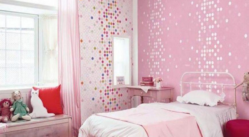 دکور اتاق خواب دختران نوجوان