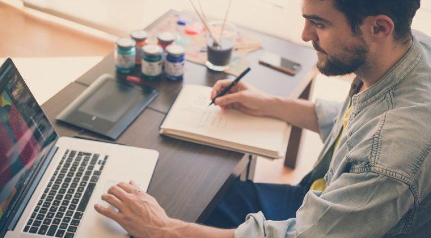 طراحی محل کار شخصی در منزل