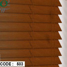 کرکره چوبی 503