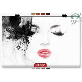 پوستر دیواری فانتزی طرح چهره N382