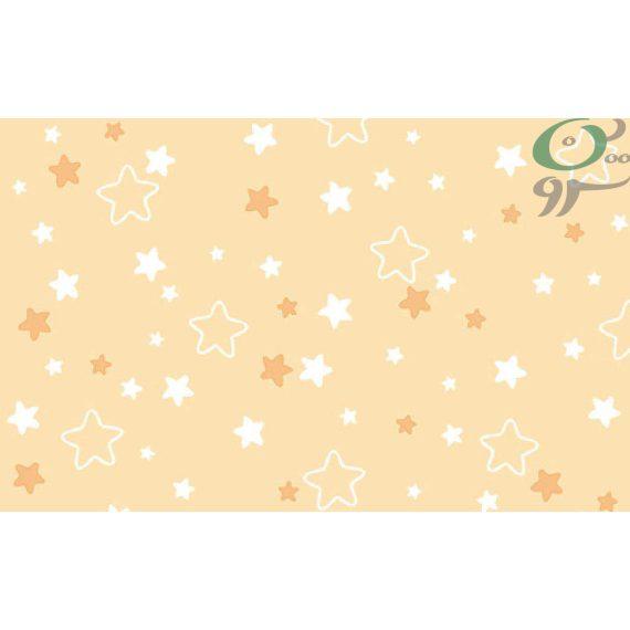 کاغذ دیواری کودک 110601 طرح ستاره
