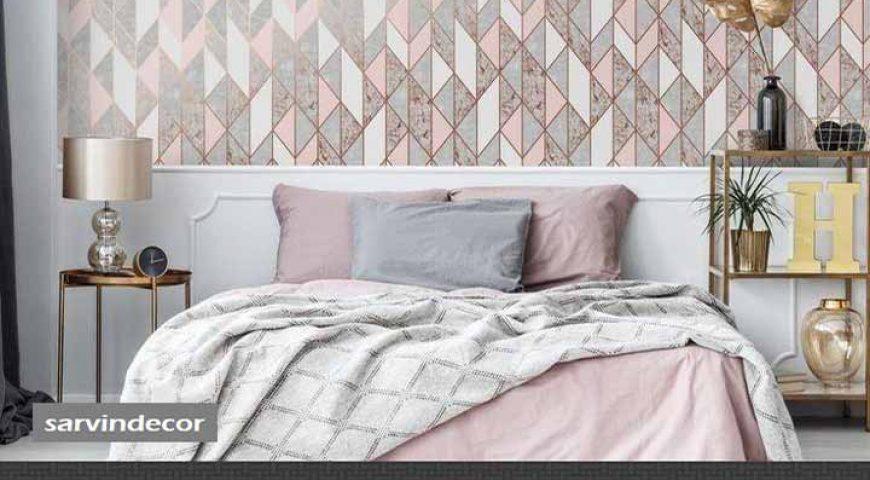 انواع طرح های کاغذ دیواری