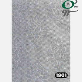 شید سان اسکرین گل داماسک طوسی 1801