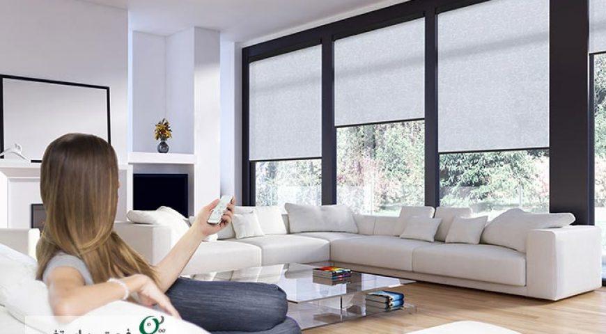 شش نکته مهم خرید پرده برای پنجره پشت کاناپه!